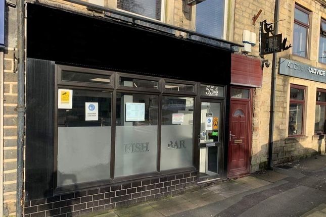 Thumbnail Restaurant/cafe for sale in Burnley Road, Rossendale
