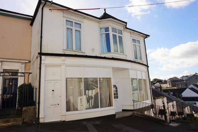 Thumbnail Flat to rent in Church Street, Liskeard