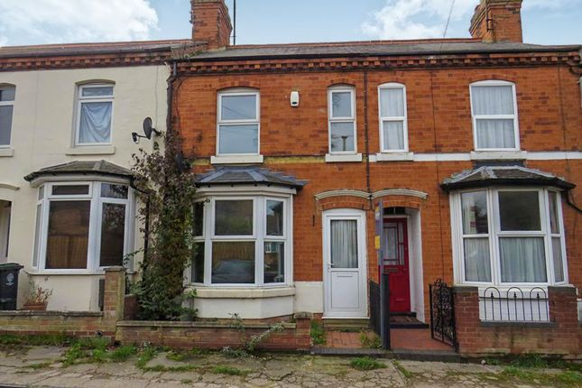 Thumbnail Terraced house for sale in Francis Street, Raunds, Wellingborough