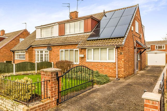 Thumbnail Bungalow for sale in Ings Way, Arksey, Doncaster