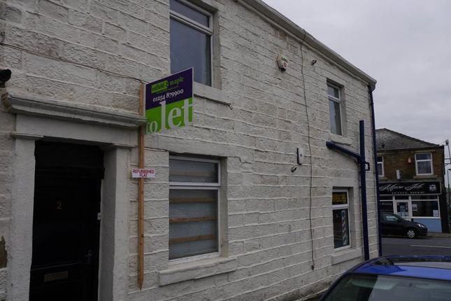 Thumbnail Flat to rent in Henry Street, Clayton Le Moors, Accrington