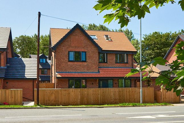 Thumbnail Detached house for sale in Riverbank Gardens, Leyland