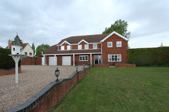 Thumbnail Detached house to rent in Poors End, Grainthorpe, Louth