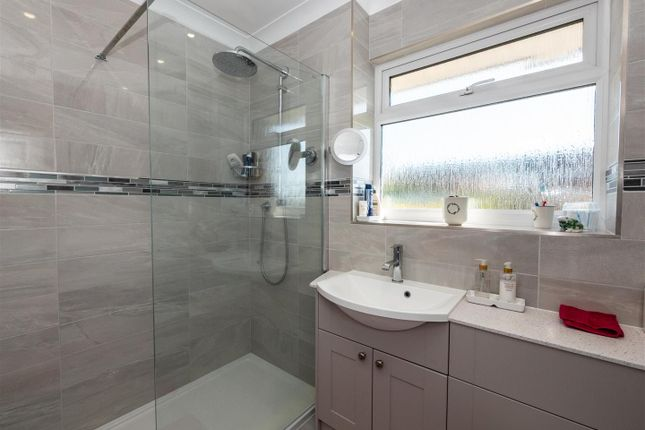 Family Shower/WC of Hill Rise, Seaford BN25