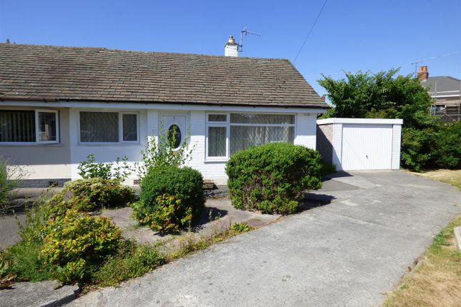 Semi-detached bungalow for sale in Michael Place, Morecambe