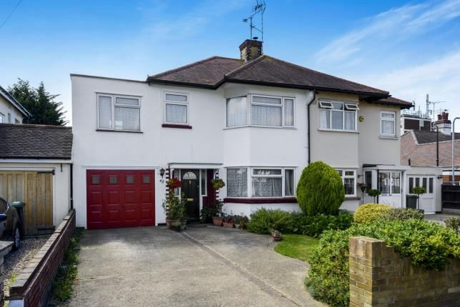 Thumbnail Semi-detached house for sale in Southend-On-Sea, Essex, United Kingdom