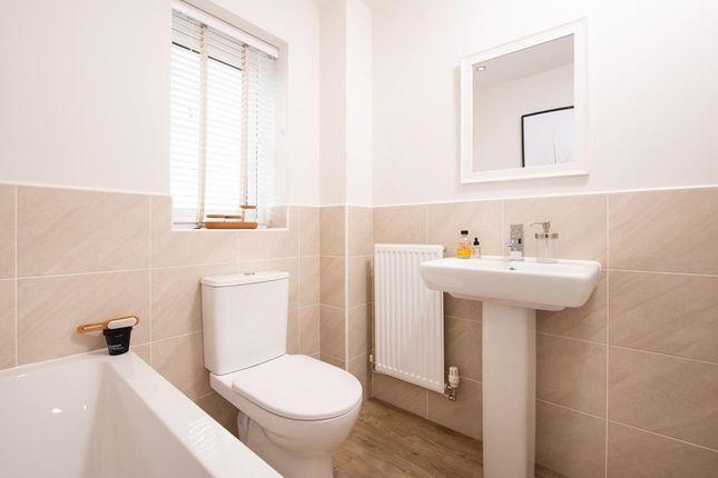 "Bathroom of ""Kington"" at Butt Lane, Thornbury, Bristol BS35"