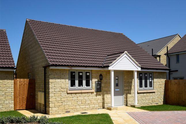 Thumbnail Detached bungalow for sale in Plot 37, Blunsdon Meadow, Swindon