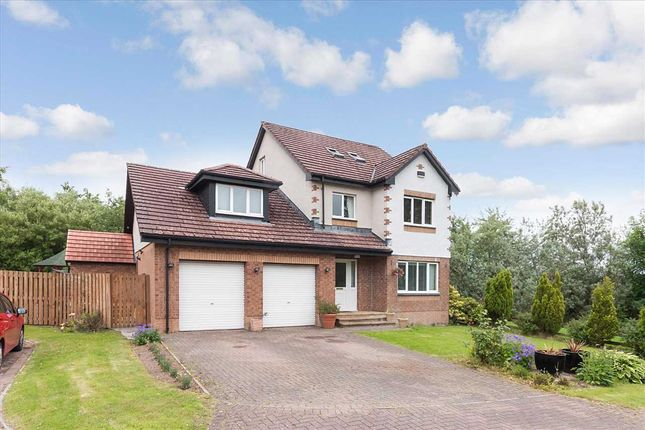 Thumbnail Detached house for sale in Ochil Court, Lindsayfield, East Kilbride