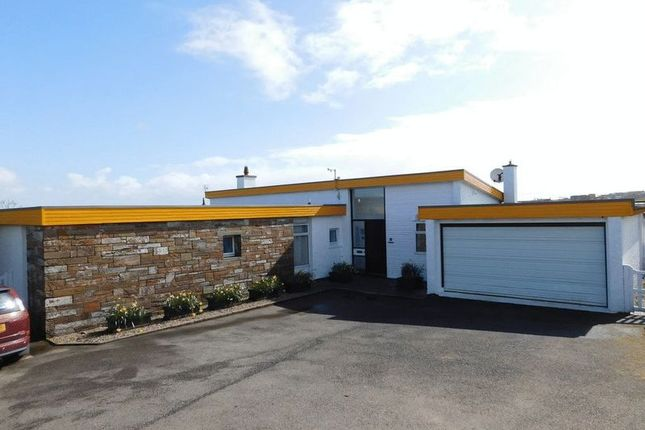 Thumbnail Detached bungalow for sale in Derwent, Glengolly, Thurso, Caithness