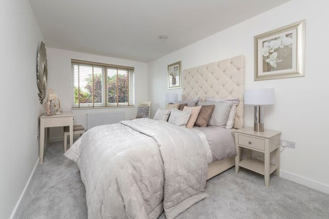 "2 bedroom flat for sale in ""Aston Court - Type 4 Second Floor"" at Loansdean, Morpeth"