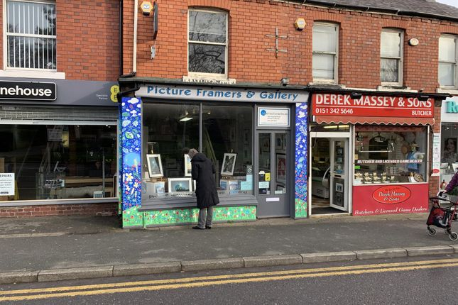 Thumbnail Retail premises for sale in Quarry Court, Telegraph Road, Heswall, Wirral