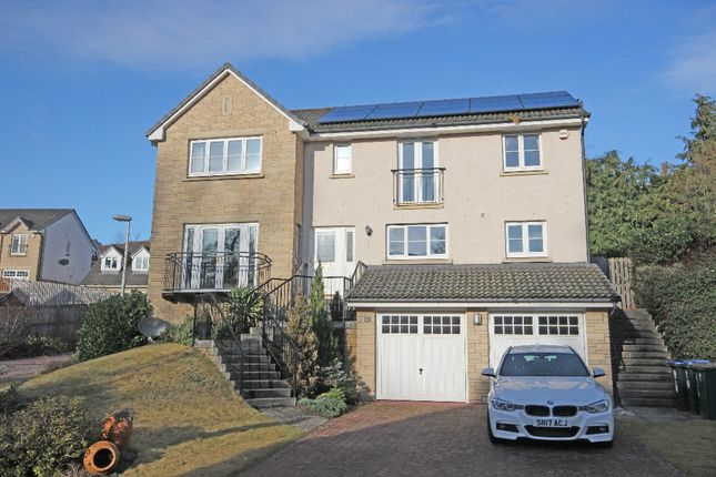 Thumbnail Detached house for sale in Cleeve Park, Perth