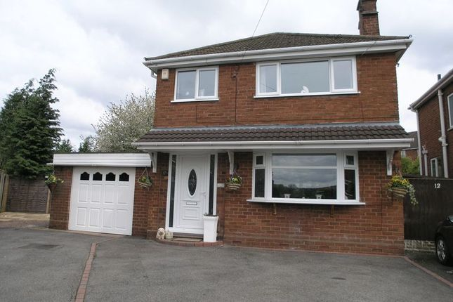 Thumbnail Detached house for sale in Barn Close, Hayley Green, Halesowen