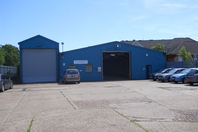 Thumbnail Industrial for sale in Landsdowne Road, Tilbury