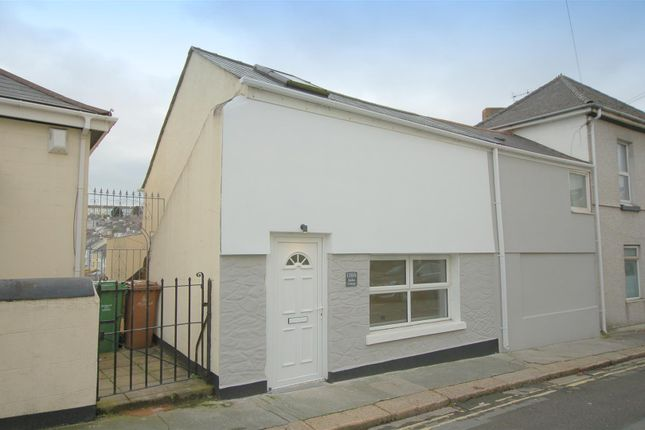 Thumbnail Semi-detached house for sale in Alexandra Road, Ford, Plymouth