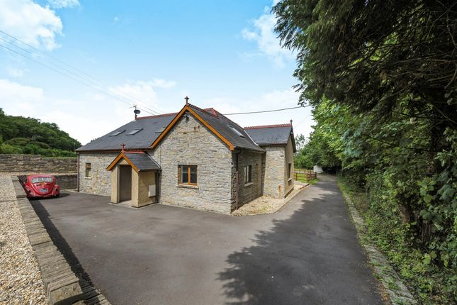 Thumbnail Detached house for sale in Leckwith Road, Llandough, Penarth