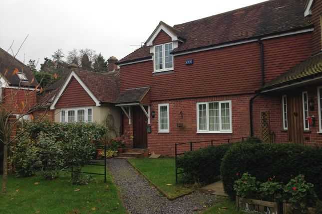 Thumbnail Terraced house to rent in Fielden Road, Crowborough