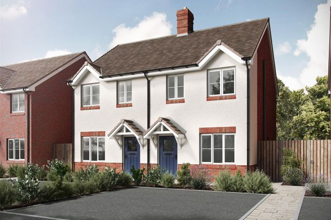 2 bed semi-detached house for sale in Sweetlake Meadow, Longden Road, Shrewsbury