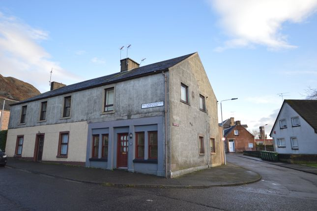 Thumbnail Flat for sale in Upper Mill Street, Tillicoultry, Clackmannanshire