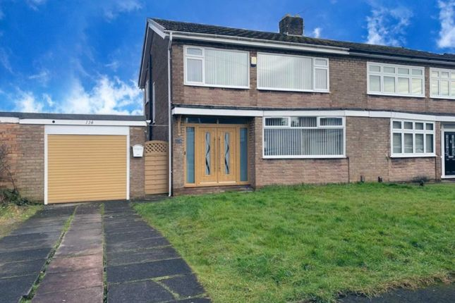Thumbnail Semi-detached house for sale in Longmeadow Road, Knowsley Village