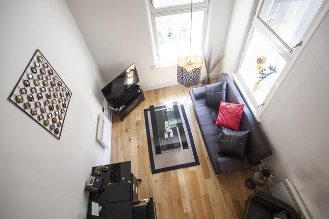 Thumbnail Flat to rent in St. Peters Street, Huddersfield