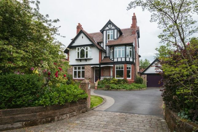 Thumbnail Detached house for sale in Ashley Road, Hale, Altrincham
