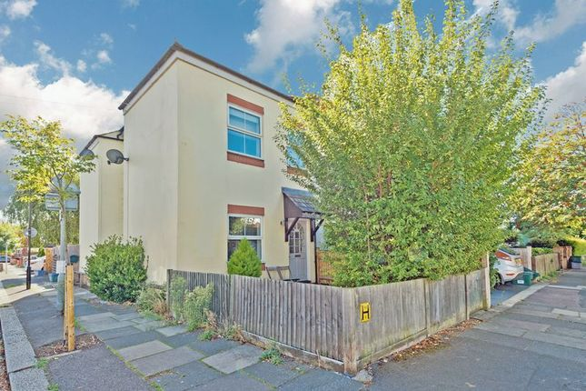 Thumbnail End terrace house for sale in Faraday Road, London