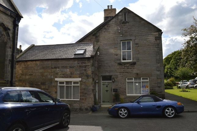 Thumbnail Terraced house to rent in Rothbury, Morpeth