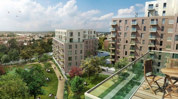 Photo of The Park Collection Woodberry Grove, London N4