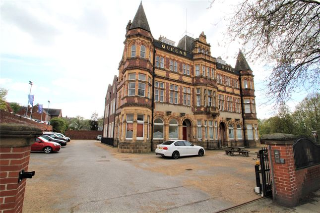 Thumbnail Flat to rent in Queens Hotel Apartments, Front Street, Pontefract