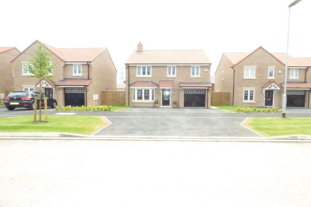 Thumbnail Property to rent in Gowsers Drive, Yarm
