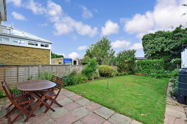 Rear Garden of Northleigh Close, Loose, Maidstone, Kent ME15