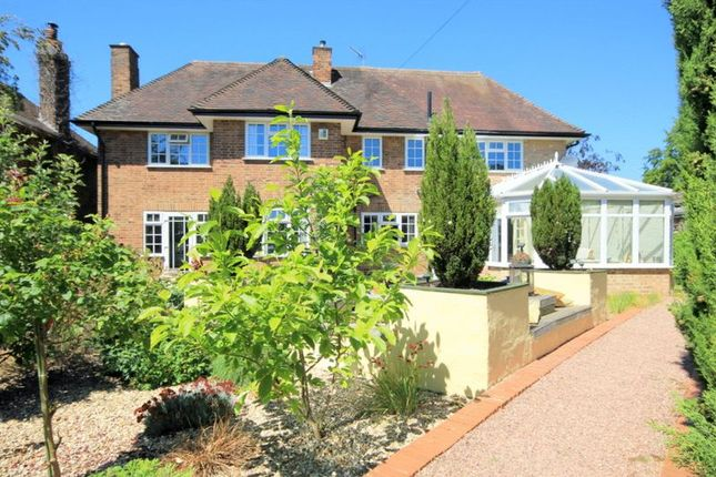 Thumbnail Detached house for sale in St Johns Road, Rowley Park, Stafford