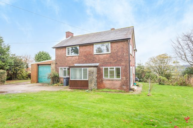 4 bed detached house to rent in Hawkchurch, Axminster EX13
