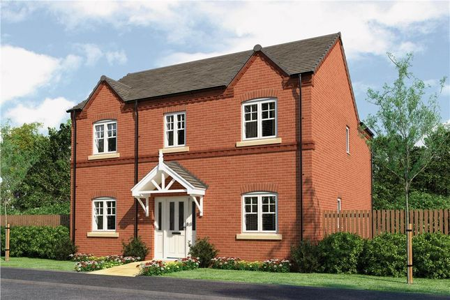 "Thumbnail Detached house for sale in ""Wells"" at Radbourne Lane, Derby"