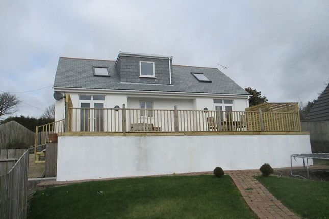 Thumbnail Detached house for sale in Trevanion Hill, Trewoon, St. Austell