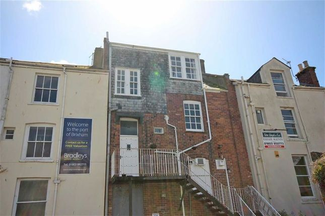 Thumbnail Flat for sale in Fore Street, Brixham