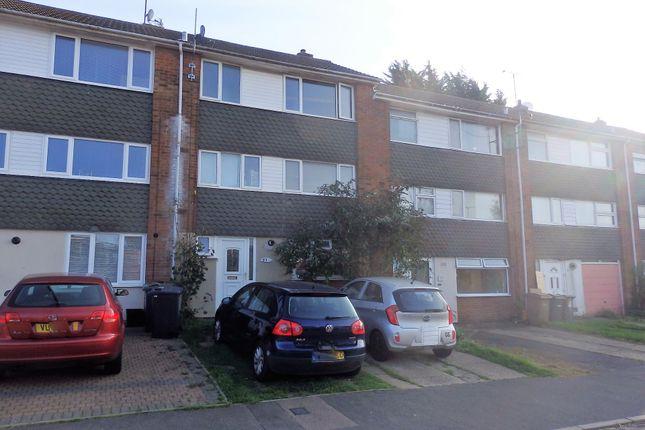 Thumbnail Duplex to rent in Brendon Avenue, Luton