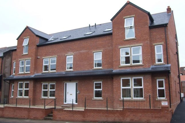 Thumbnail Flat to rent in Nelson Court, Carlisle