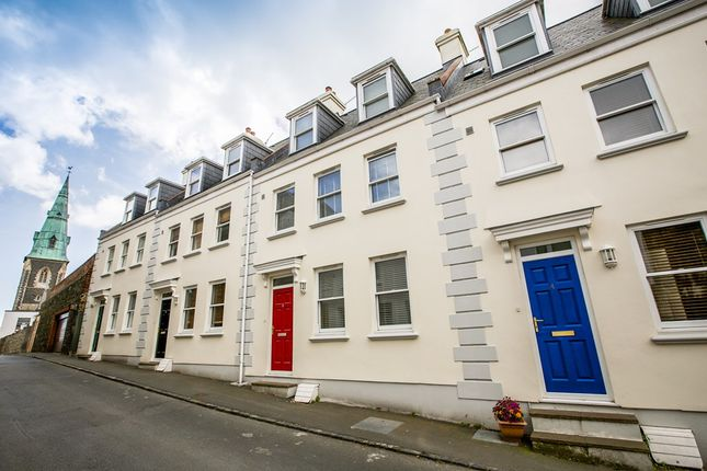 Thumbnail Terraced house to rent in La Couperderie, St. Peter Port, Guernsey