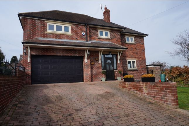 Thumbnail Detached house for sale in The Balk, Staincross, Barnsley