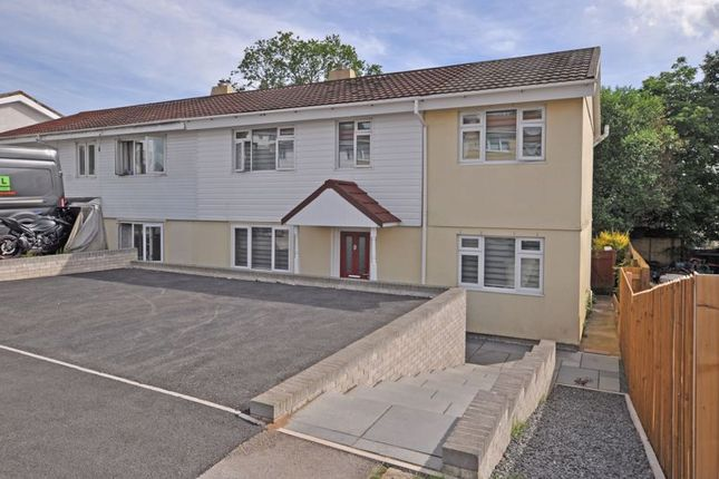 Thumbnail Semi-detached house for sale in Five Bedroom House, Greenfield Road, Newport