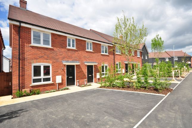 Thumbnail End terrace house to rent in Hadaway Road, Maidstone