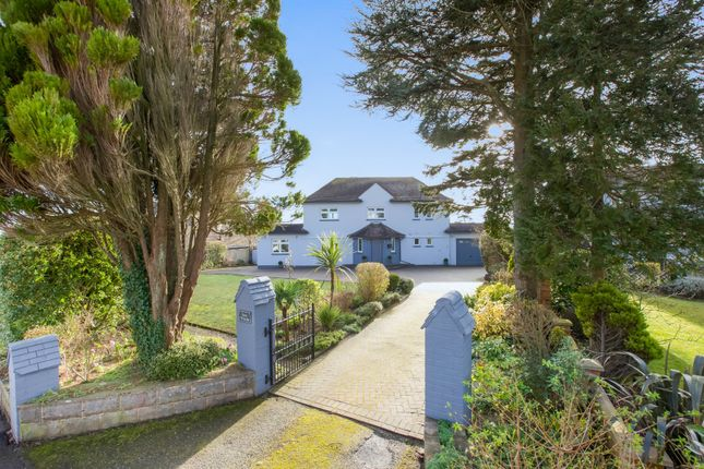 Thumbnail Detached house for sale in Watcombe Heights Road, Torquay