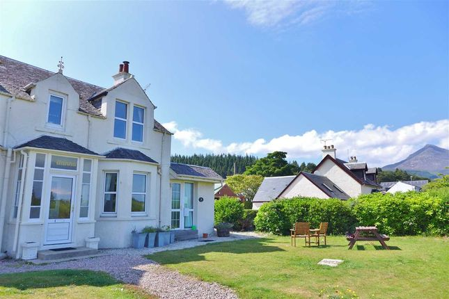 Thumbnail Flat for sale in Shurig, Altanna, Brodick