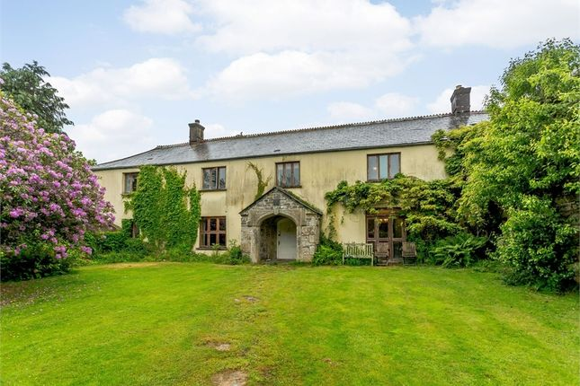 Thumbnail Detached house for sale in South Hill Road, Callington, Cornwall