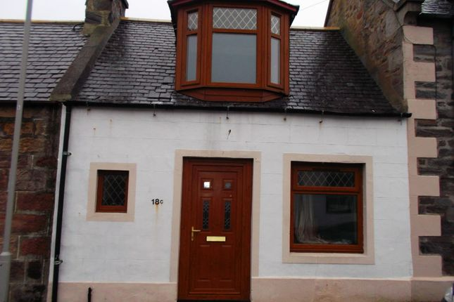 Thumbnail Cottage to rent in 18c New Street, Portknockie