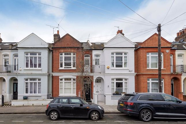 Thumbnail Flat for sale in Fabian Road, London