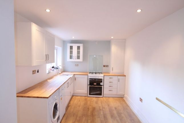 Thumbnail Terraced house to rent in Faulkner Street, Hoole, Chester